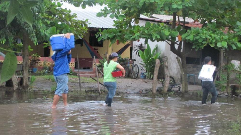 Atención Emergencias El Salvador