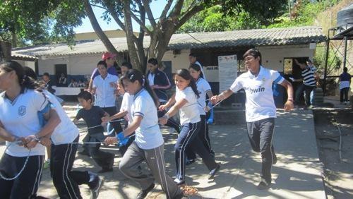 Campamento 2012 Fundación Huellas