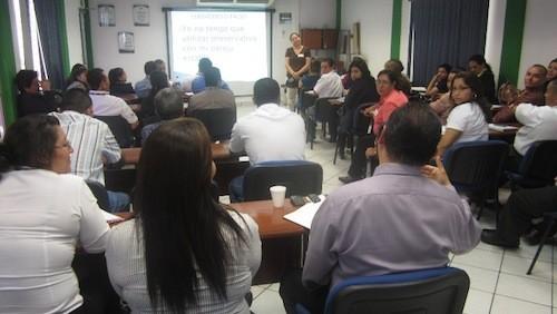 Proyecto Prevención de Estigma 2013 EL SALVADOR