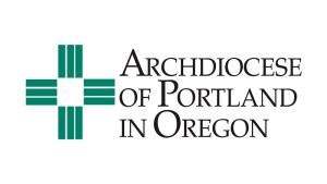 Carta de la Arquidiocesis de Portland.